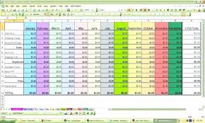 Excel Spreadsheets For Business Small Business Accounting