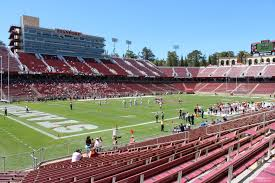 Stanford Stadium Seating Chart Stanford Stadium Section 139 Rateyourseats Com