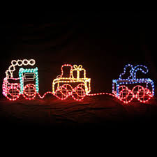 3d Christmas Train Lights China 3d Rope Lights China 3d Rope Lights Manufacturers And