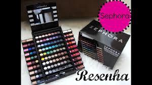 resenha makeup academy palette sephora