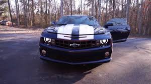 2010 Camaro SS RS 6.2L V8 FOR SALE low miles......... - YouTube