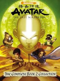 Avatar La Leyenda de Aang Temporada 2 Latino