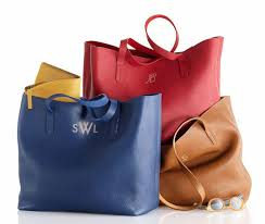 mark graham everyday leather tote bag