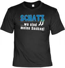 Witziges Fun T Shirt Für Hausfrauen Schatz Wo Sind Meine Socken Lustige Geschenk Idee