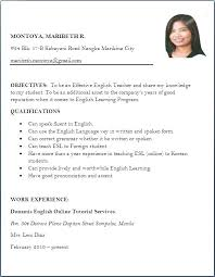Sample Of Resume Form Image Of Resume Job Apply Resume Format Of