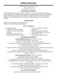 Medical Assistant Duties Resume Simple Healthcare Administrator Job Description Medical Assistant
