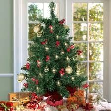 Surprising Inspiration Pre Light Christmas Tree Lit Clearance Trees Uk B Q  6ft Lowes 7ft Led
