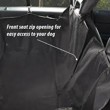 suvs premium dog hammock car seat cover backseat waterproof safety belt cars