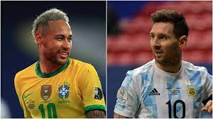 2021 Copa America Final: Argentina vs ...