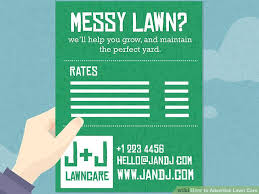 Lawn Care Flyer Template Word Lawn Maintenance Flyers Designing A Flyer In Word Lawn Care Flyer