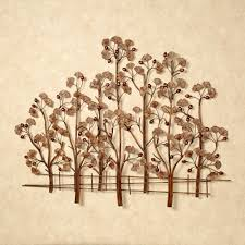 >ginkgo tree metal wall sculpture ginkgo metal wall sculpture rustic brown touch to zoom