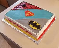 superhero sheet cake super hero sheet cake cakes pinterest hero cake and birthdays