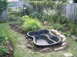Small Picture The 25 best Small ponds ideas on Pinterest Small backyard ponds