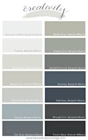 Sherwin Williams Color Palette My Go To Paint Colors