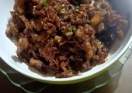 Coba bikin bayam crispy saja, yuk. Resep Beef Bowl Ala Yoshinoya Resep Yoshinoya Remas Nu