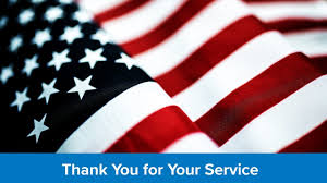 Thanks For Your Service Veterans Day 2018 Thank You For Your Service Sponsored By Ensco Wbng 12