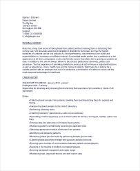 Resumes For Phlebotomist 6 Phlebotomy Resume Templates Pdf Doc Free Premium