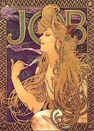 individual work essay alphonse mucha and milton glaser gabriel alphonse mucha job cigarettes