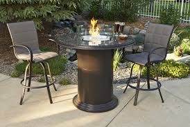 best fire pit dining table with chairs grand colonial fire pit table dining or pub