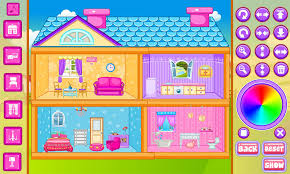 barbie doll house decor game online youtube lovely decoration
