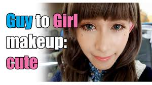 makeup guy to cute