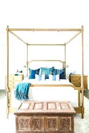 Farmhouse Canopy Bed Farmhouse Canopy Bed Dresser Set Farmhouse ...