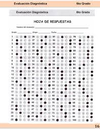 Catálogo de libros de educación básica. Evaluacion Diagnostica 1 2 3 4 5 6 Grado Primaria Imagenes Educativas