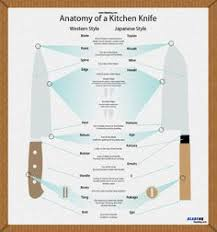 anatomy of a kitchen knife blade barringer hqcom anatomy eat kitchen
