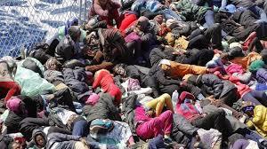 Resultado de imagem para tragédia no mediterrâneo