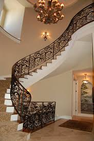 Stair Design Interior Design Elegant Handrails For Stairs For Home Interior