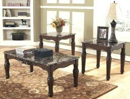 ashley furniture round coffee tables furniture glass coffee table s top round modern ashley furniture coffee table with drawers