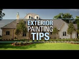 exterior paint primer tips. cold weather exterior painting tips. a house in the cold. - youtube paint primer tips