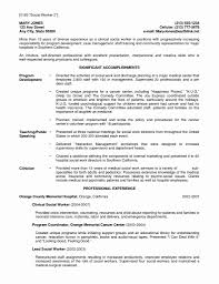 Social Work Resumes And Cover Letters Licensed Social Worker Resume