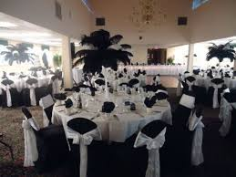 Interesting Black And White Table Decorations For Weddings 37 In Wedding  Party Table with Black And White Table Decorations For Weddings