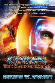 The Mark of Koban (Koban Book 2) - Stephen W. Bennett