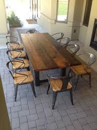 Wooden Outdoor Tables Wooden Outdoor Tables M Nongzico