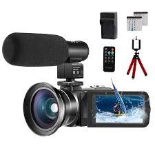 Video Camera 1080P Camcorder CofunKool Vlogging Camera for YouTube, 24.0MP  3.0
