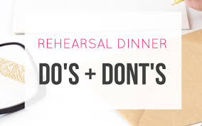 Invitation Wording For Dinner Rehearsal Dinner Invitation Wording Examples Ideas