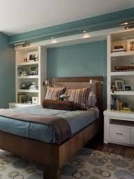 comfy bedroom wall storage ideas