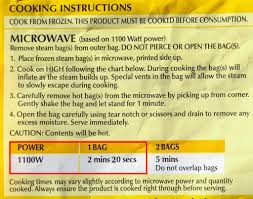 Microwave Power Conversion Chart How To Use The Microwave Power Converter Chart