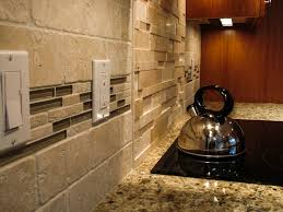 ideas stunning kitchen backsplash glass tile and stone decor glass