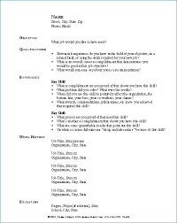 Good Skills To Put On A Resume Inspirational Resume For A Job Luxury