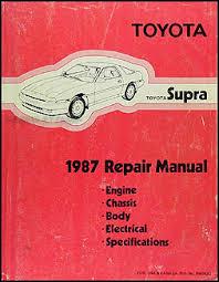 1987 toyota supra wiring diagram 1987 image wiring 1987 toyota supra wiring diagram manual original on 1987 toyota supra wiring diagram