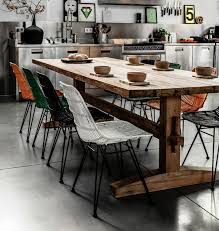 how to choose modern kitchen chairs and tables