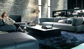 Gray Living Room Design Beauteous Glamorous Black Carpet Living Room And White Grey Design Coma Studio