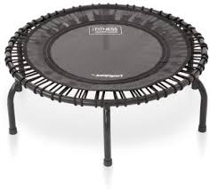 Rebounder Comparison Chart Jumpsport 220 Fitness Trampoline Safe Stable Non Tipping Arched Legs Large Surface Smooth Silent Bounce Long Lasting Premium Bungees Top