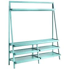 pier 1 tv stand. Ladder Tv Stand Pier 1 Collection Smoke Blue Furniture