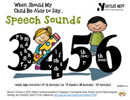 Speech Sound Development Chart Asha Skylee Neff Blog Skylee Neff Speech And Language Therapy
