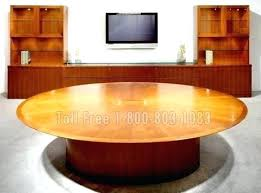 big round table big round tables brilliant large round meeting table wood veneer conference tables large