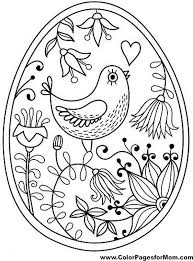 Super Ideas Spring Birds Coloring Pages Bird Page 18 Adult Books